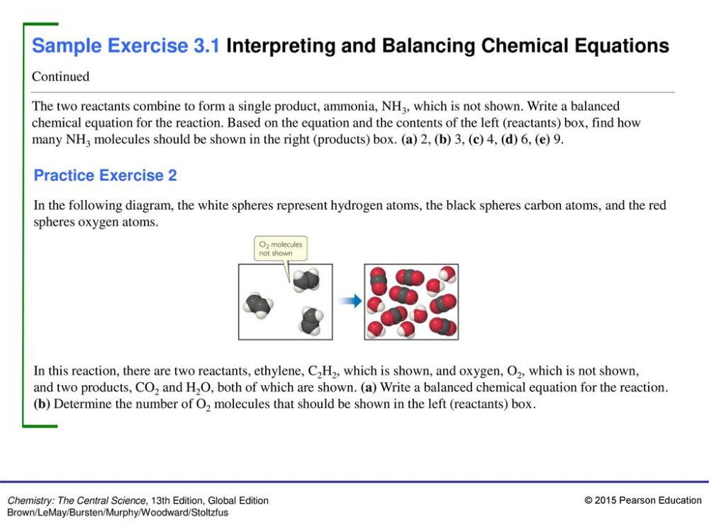 medium resolution of sample exercise 3 1 interpreting and balancing chemical equations