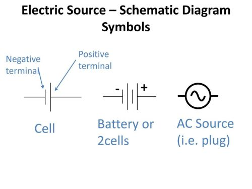small resolution of electric source schematic diagram symbols
