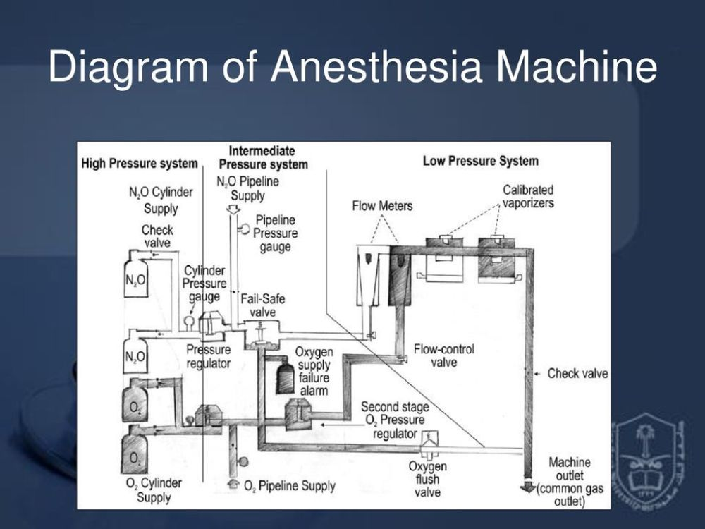 medium resolution of 36 diagram of anesthesia machine
