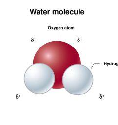 32 water molecule oxygen atom hydrogen atom  [ 1024 x 768 Pixel ]