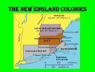 The New England Colonies ppt download