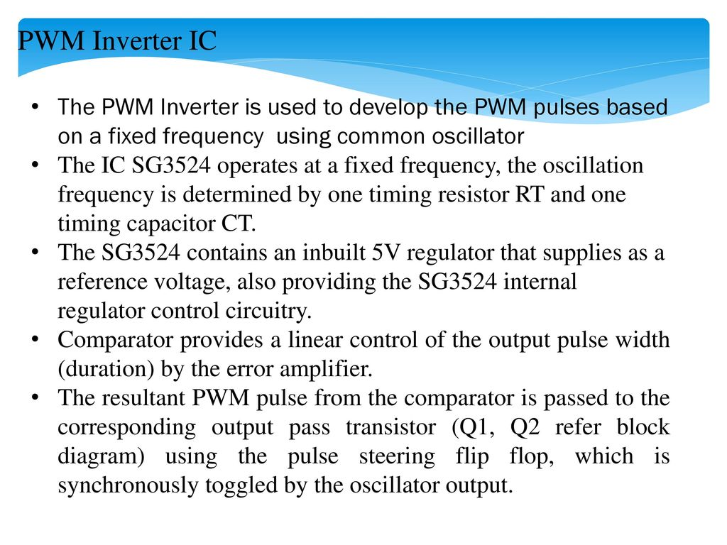 hight resolution of 7 pwm inverter