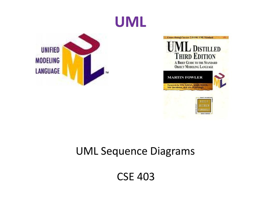 hight resolution of uml uml sequence diagrams cse 403