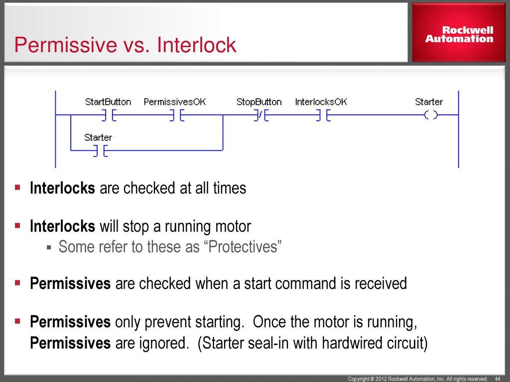 hight resolution of interlock
