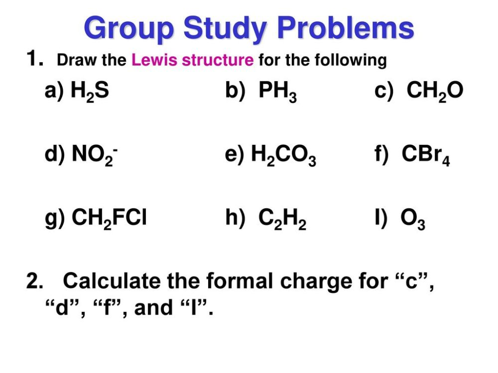 medium resolution of draw the lewis structure for the following