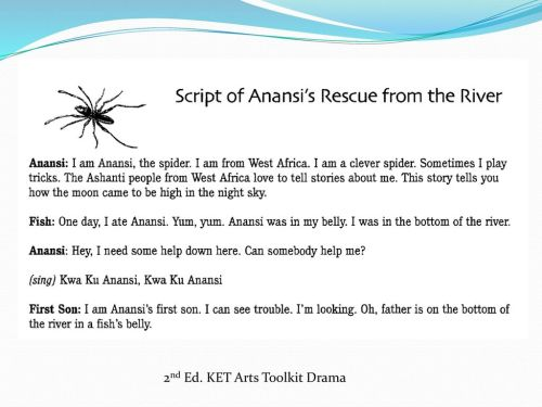 small resolution of 5 2nd ed ket arts toolkit drama