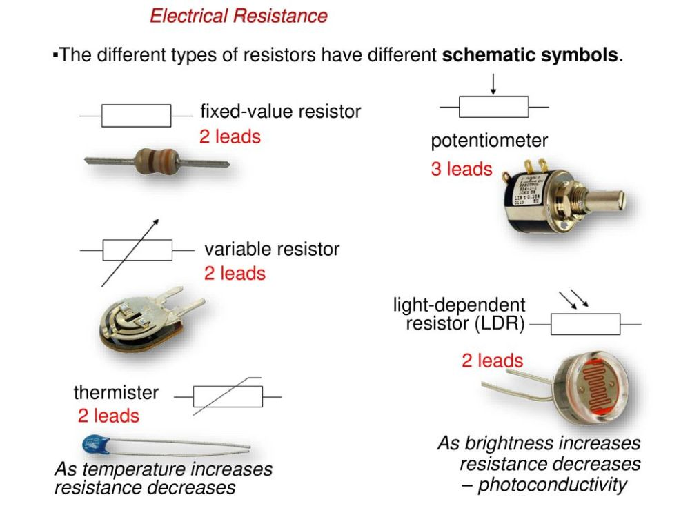 medium resolution of electrical resistance