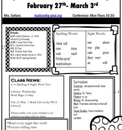 February 27th- March 3rd First Grade Newsletter one about chain tail - ppt  download [ 1344 x 1024 Pixel ]