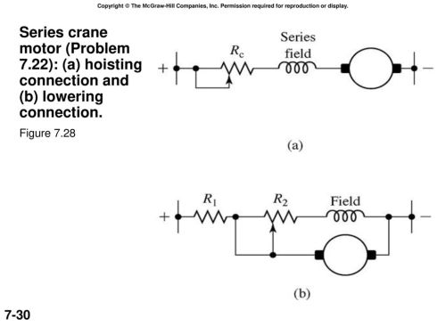 small resolution of series crane motor problem 7