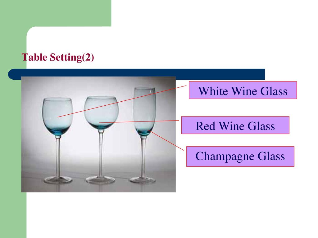 hight resolution of 20 table setting 2 white wine glass red wine glass champagne glass