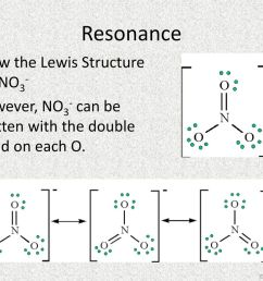 resonance draw the lewis structure for no3  [ 1024 x 768 Pixel ]