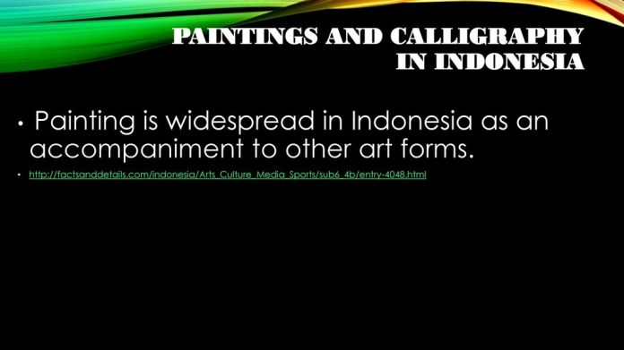 Arts And Culture Of Indonesia Ppt Download