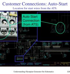 customer connections auto start location for start wires from the ats  [ 1024 x 768 Pixel ]