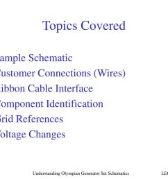 topics covered sample schematic customer connections wires  [ 1024 x 768 Pixel ]