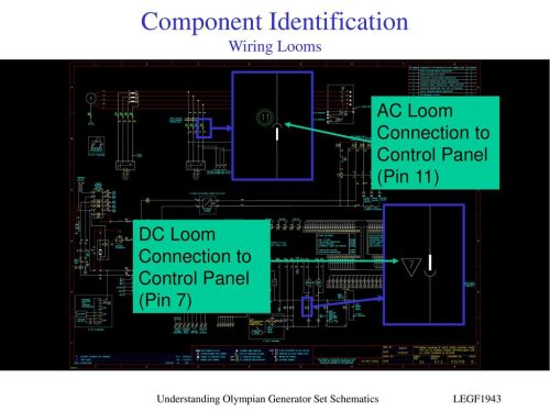 small resolution of component identification wiring looms