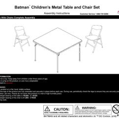 Batman Childrens Table And Chairs Small Upholstered Swivel Rocking Chair Children S Metal Set Ppt Download 4