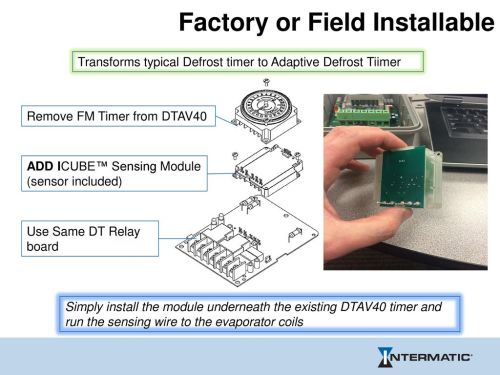 small resolution of 4 factory or field installable transforms typical defrost timer