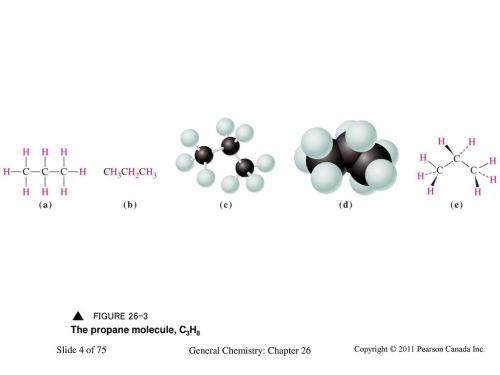 small resolution of 4 the propane molecule c3h8 chemistry 140 fall 2002 a structural formula