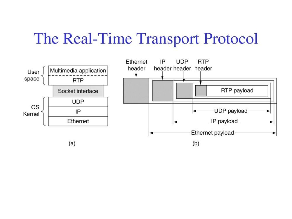 medium resolution of the real time transport protocol