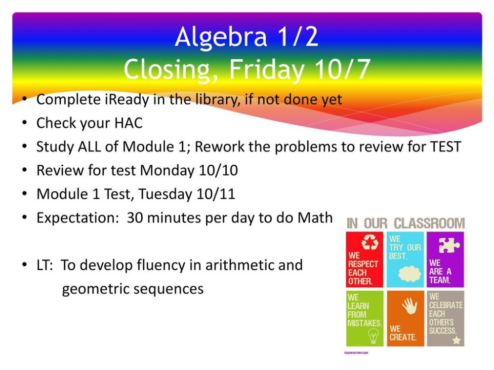 medium resolution of Algebra-Geometry- Day 1 - ppt download