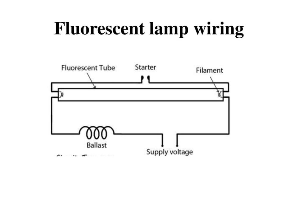 medium resolution of 10 fluorescent lamp wiring