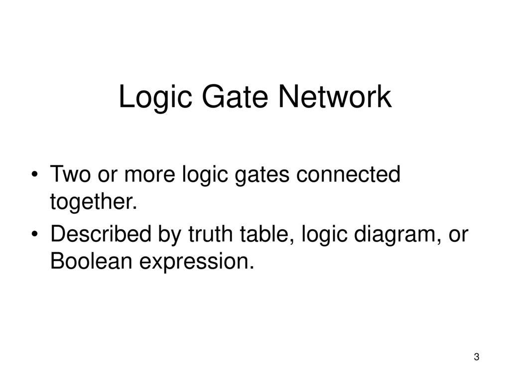 hight resolution of 3 logic