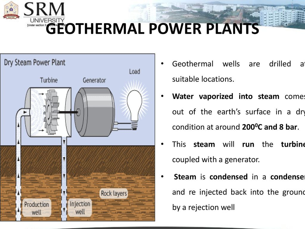 hight resolution of geothermal power plants