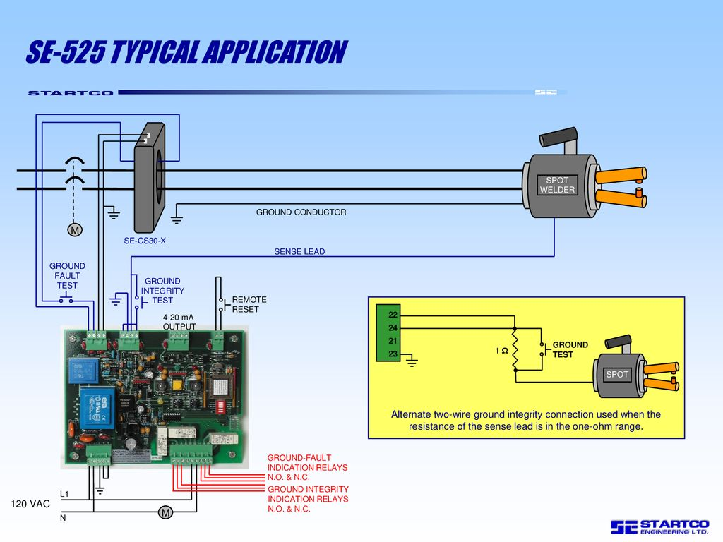 hight resolution of 6 se 525 typical application