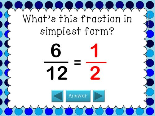 small resolution of Simplifying Fractions Bingo - ppt download