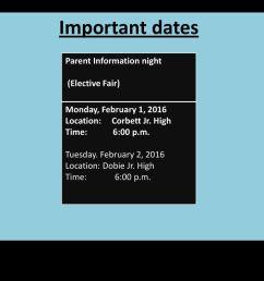 7th grade Registration Information - ppt download [ 768 x 1024 Pixel ]