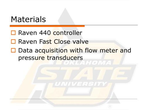 small resolution of materials raven 440 controller raven fast close valve