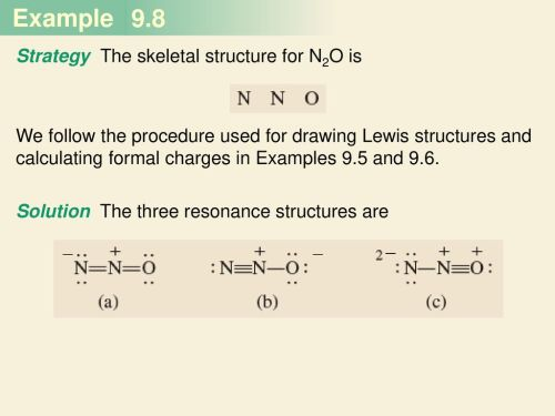 small resolution of dot diagram of n2o my wiring diagram dot diagram of n2o wiring diagram chemical bonding i
