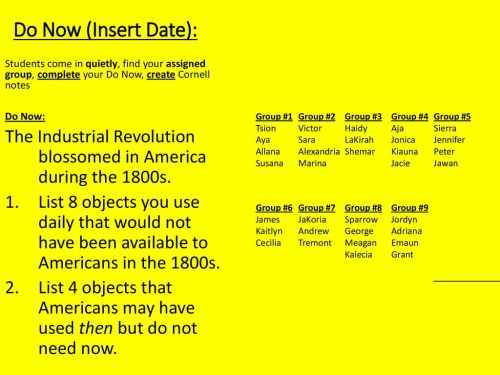 small resolution of Rise of Industrial America: - ppt download