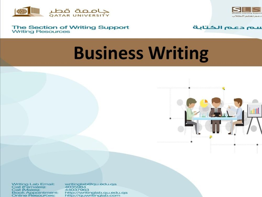 medium resolution of 1 business writing writing for business