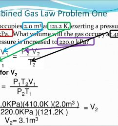 combined gas law problem one [ 1024 x 768 Pixel ]