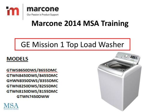 small resolution of ge mission 1 top load washer