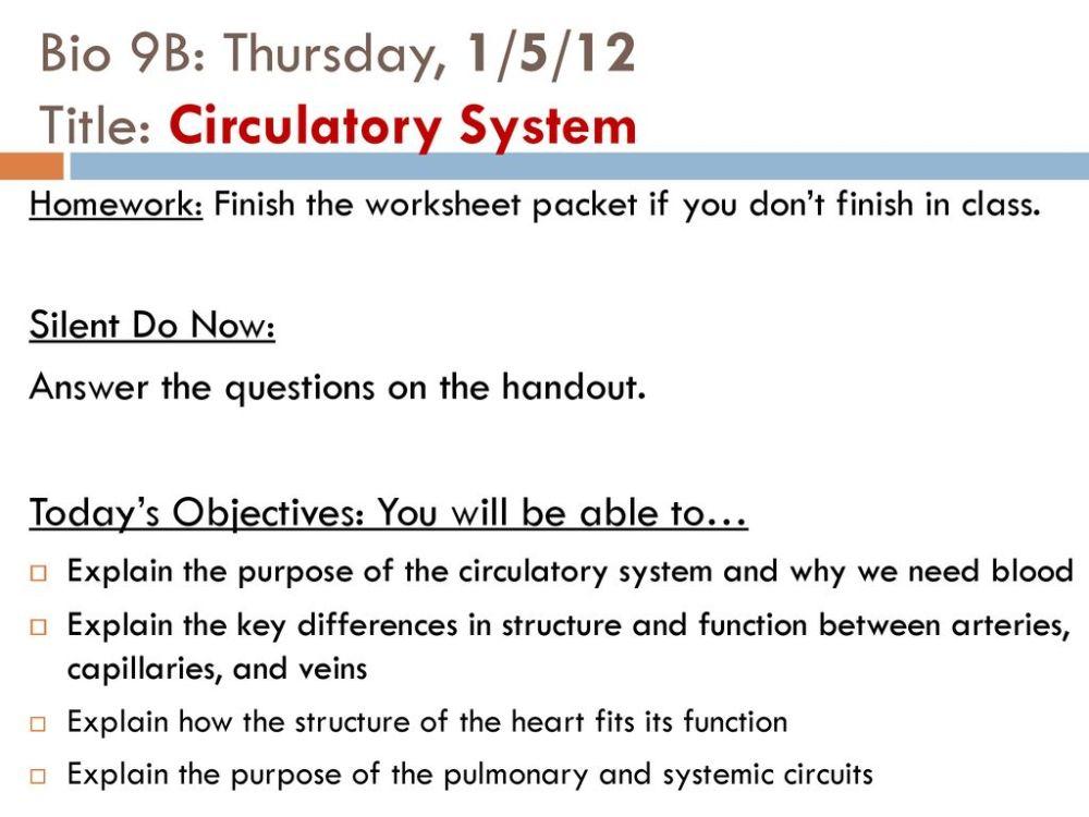 medium resolution of Bio 9B: Tuesday