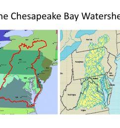 the chesapeake bay watershed [ 1024 x 768 Pixel ]