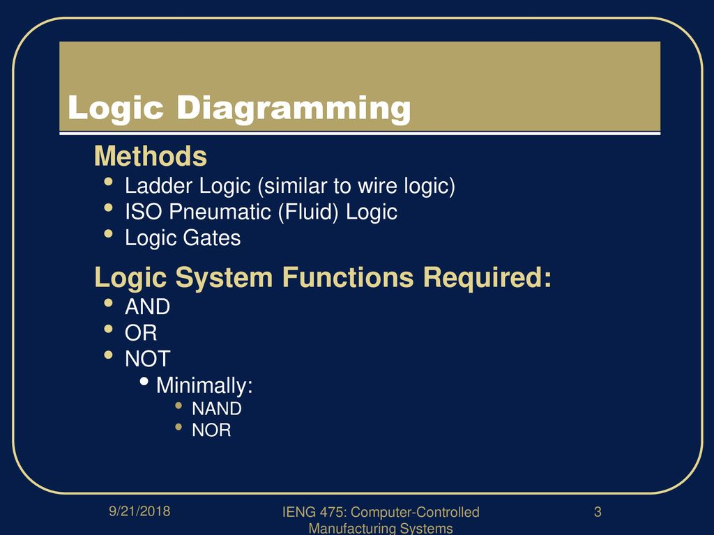 hight resolution of ieng 475 computer controlled manufacturing systems