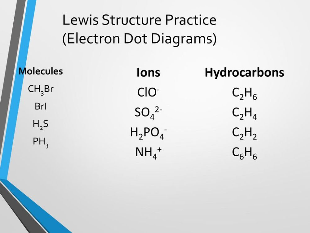 medium resolution of 52 lewis structure practice electron dot