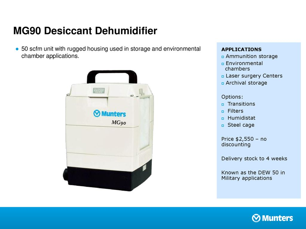 hight resolution of mg90 desiccant dehumidifier