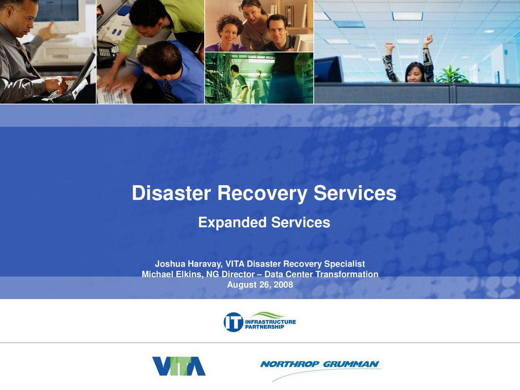 Disaster Recovery Specialist Disaster Recovery Services Ppt Download