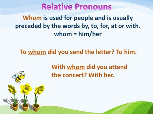 small resolution of Relative Pronouns Grade 4 Copyright © 2014 by Write Score LLC. - ppt  download