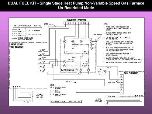 small resolution of 16 dual fuel kit single stage