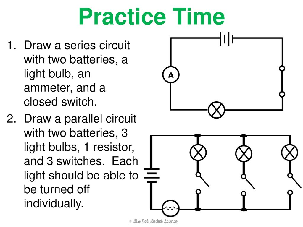 In A Parallel Circuit