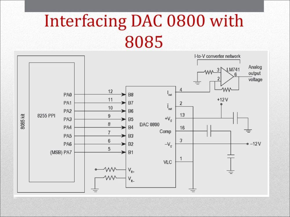 medium resolution of 70 interfacing dac 0800