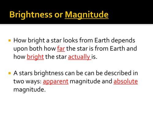 small resolution of 3 brightness or magnitude