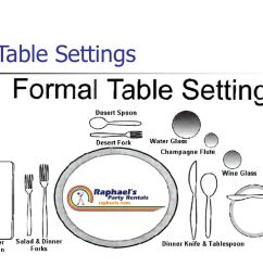 16 table settings [ 1024 x 768 Pixel ]