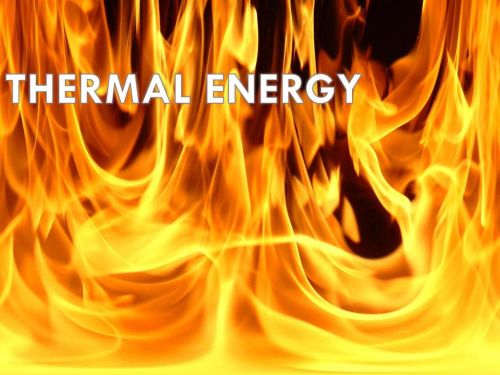 small resolution of 1 thermal energy