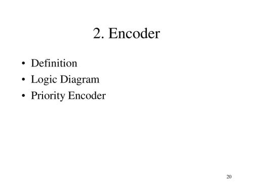 small resolution of encoder definition logic diagram priority encoder
